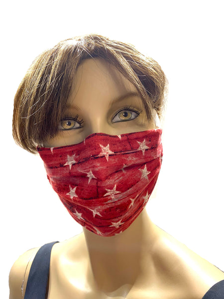Pride Of America - Surgical Style Designer Face Mask
