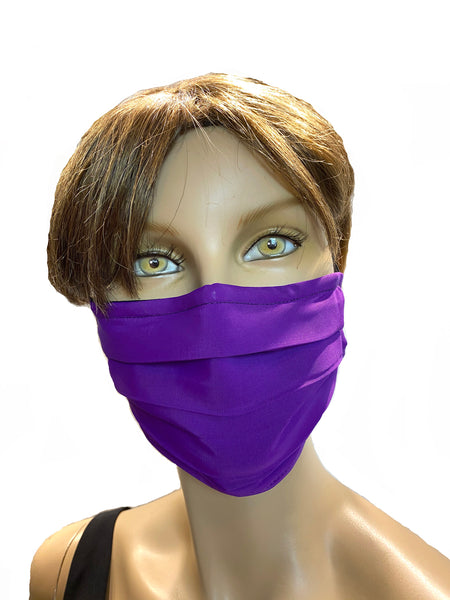 Solid Colors - Surgical Style Designer Face Mask