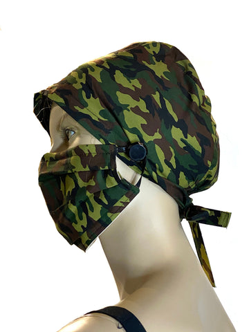Warrior - Designer Head Cover Surgical Style
