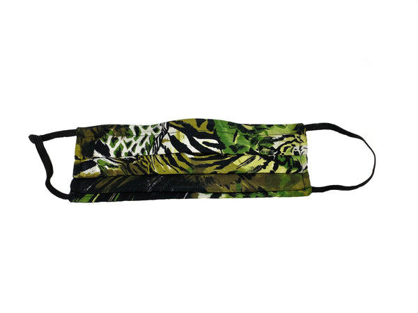Jungle Fever - Surgical Style Designer Face Mask