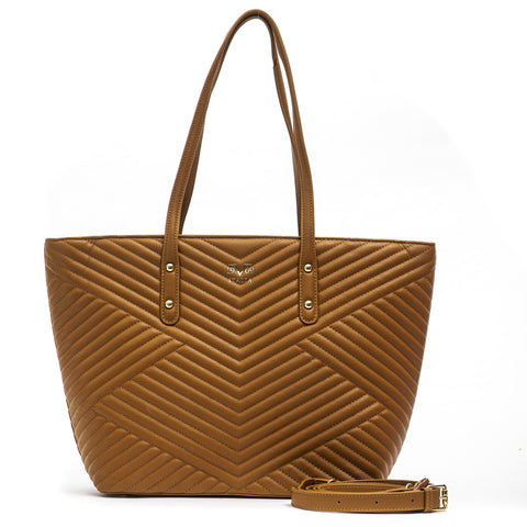 Camel Shoulder Bag