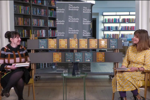 Portobello Bookshop Launch: Feisty and Fiery and Fierce with Mairi Kidd