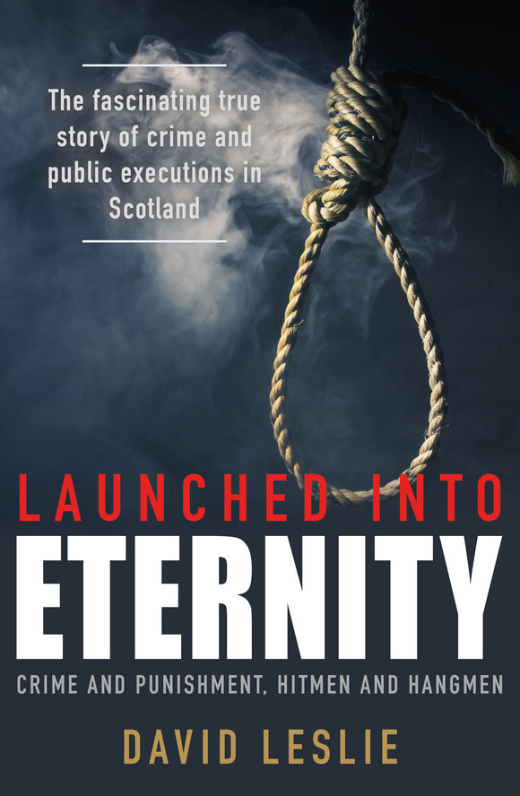 Launched into Eternity