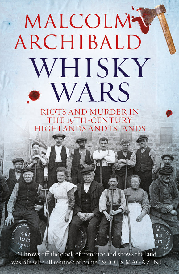 Whisky Wars