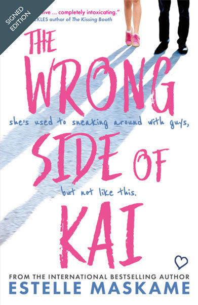 signed edition: The Wrong Side of Kai