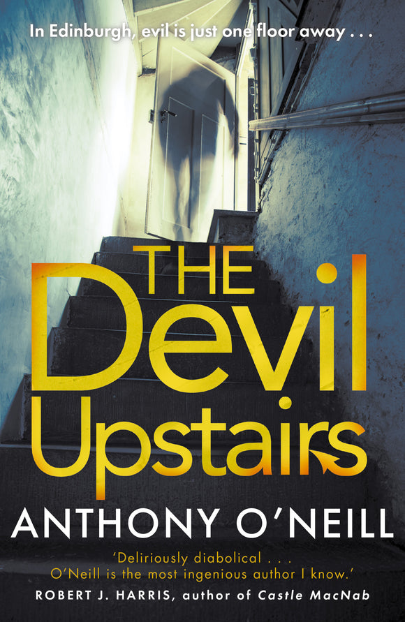 PRE-ORDER: The Devil Upstairs