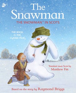 The Snawman: The Snowman in Scots