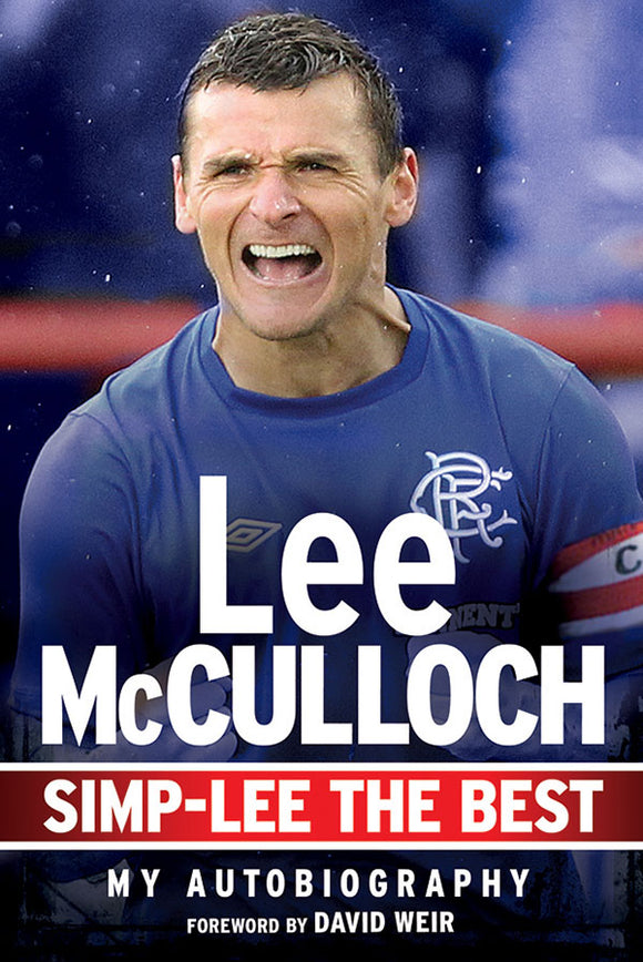 Lee McCulloch: Simp-Lee The Best