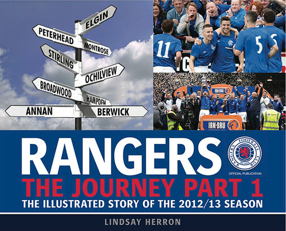 Rangers: The Journey Part 1