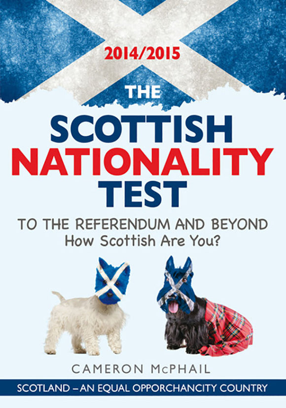 The Scottish Nationality Test