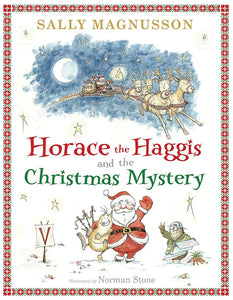 Horace and the Christmas Mystery