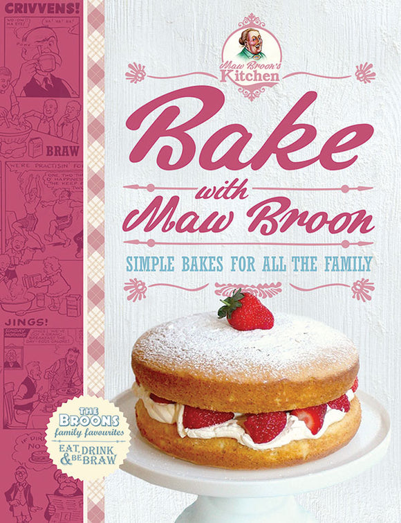 Bake with Maw Broon