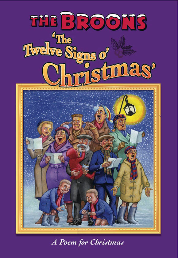 The Broons 'The Twelve Signs O' Christmas'