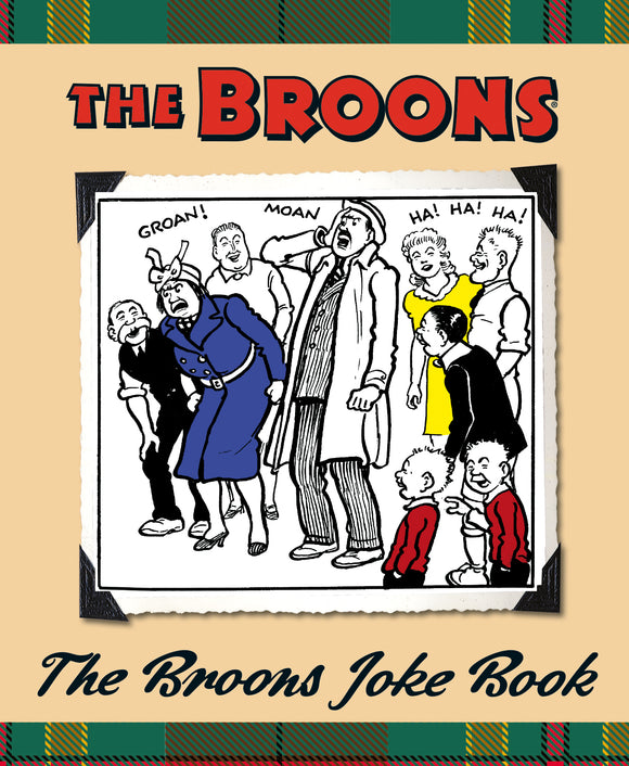 The Broons Joke Book