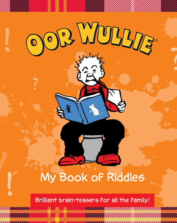 Oor Wullie: My Book of Riddles