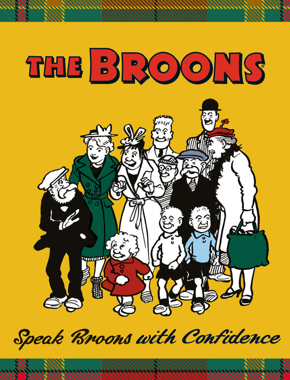Speak Broons with Confidence