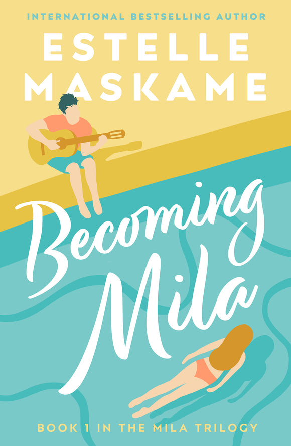 SIGNED PRE-ORDER: Becoming Mila