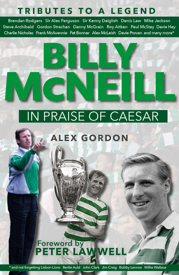 Billy McNeill - HARDBACK