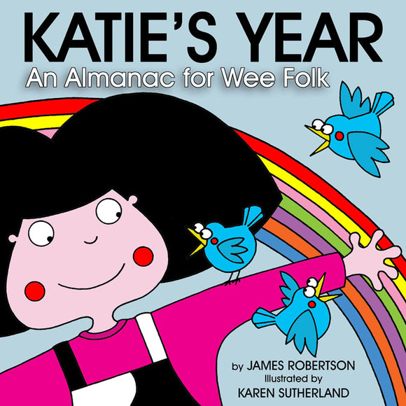 Katie's Year: Aw the Months for Wee Folk