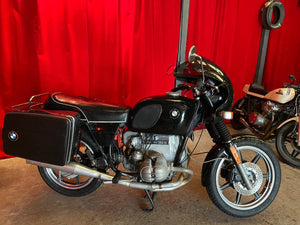 1974 BMW R90/6 Airhead Motorcycle For Sale Houston TX Wolfsmiths Heights