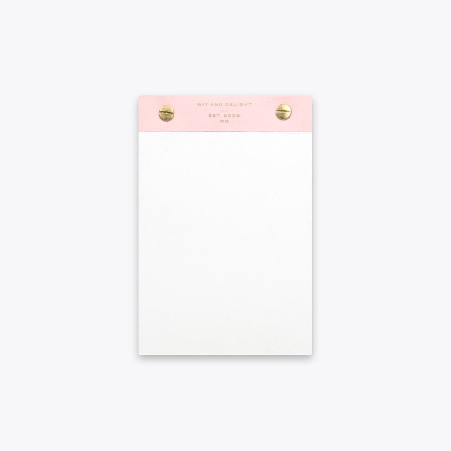 Desktop Notepad | Wit & Delight