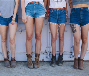 Denim Cut Offs | Vintage | Crawford Denim & Vintage