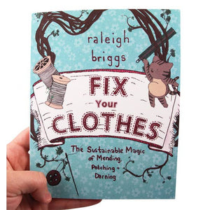 Fix Your Clothes | Microcosm Publishing
