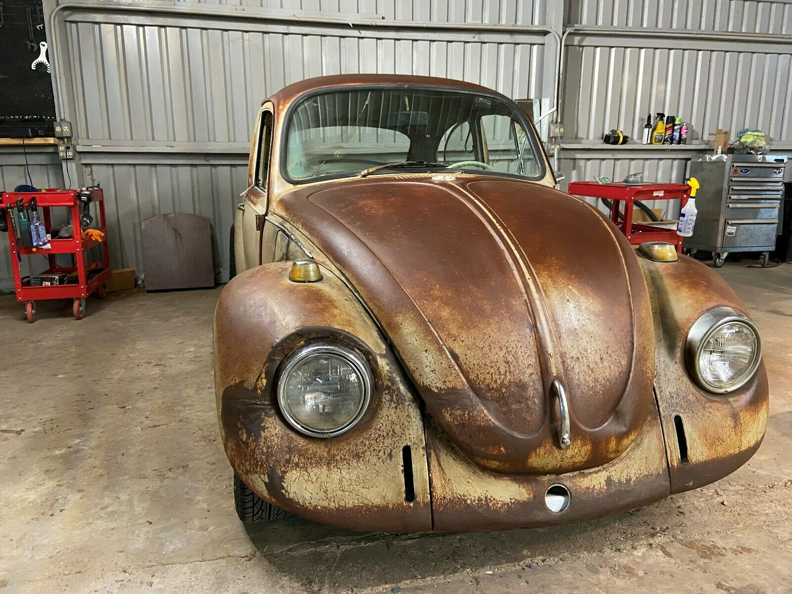 Volkswagen VW Air Cooled Beetle Bug For Sale Houston TX Wolfsmiths Heights