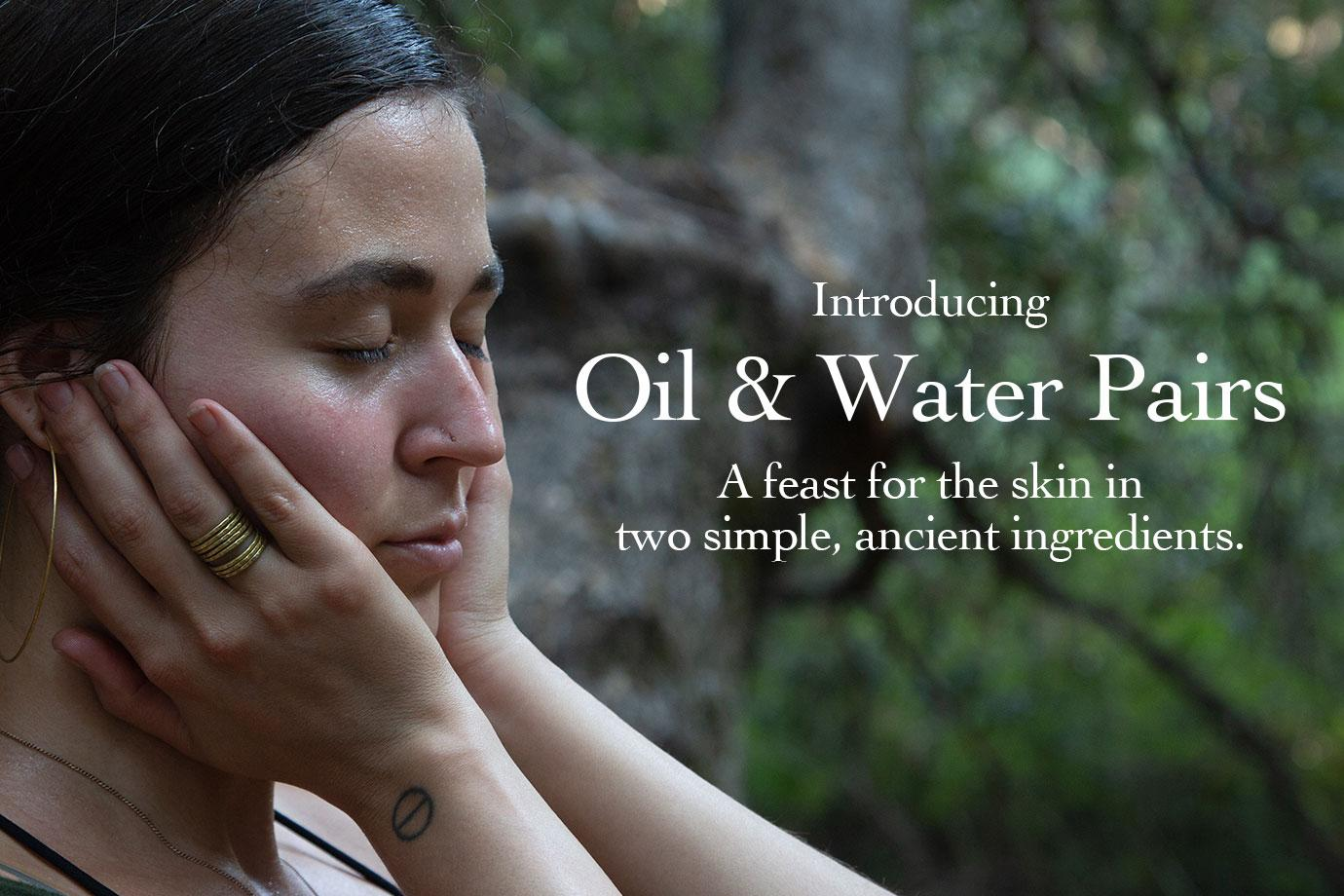 Introducing our Oil and Water Pairs - evanhealy