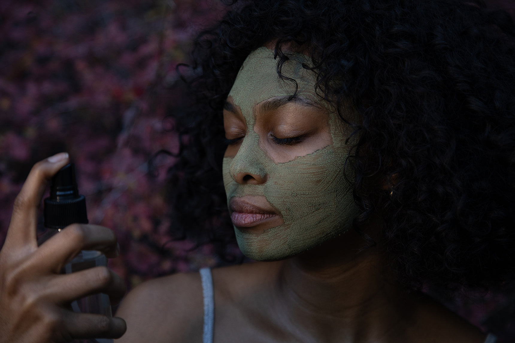 Mist hydroSoul after Clay Mask