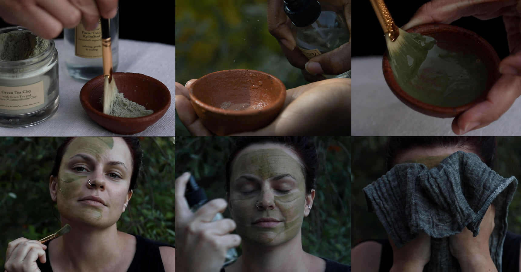 The Steps of How to Clay Mask