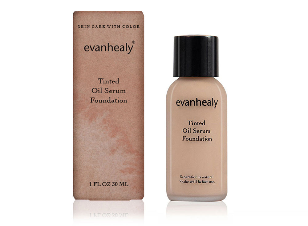 Tinted Oil Serum Foundation product