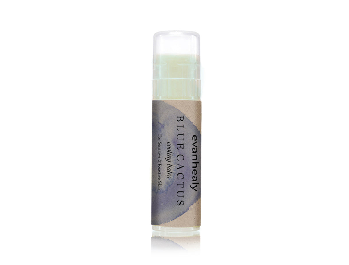 evanhealy Bule Cactus Cooling Balm