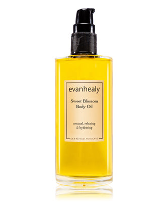 sweet blossom body oil
