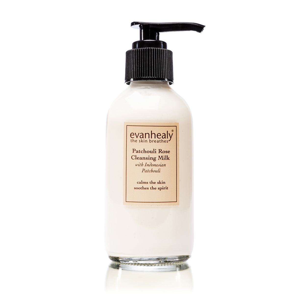 Patchouli Rose Cleansing Milk