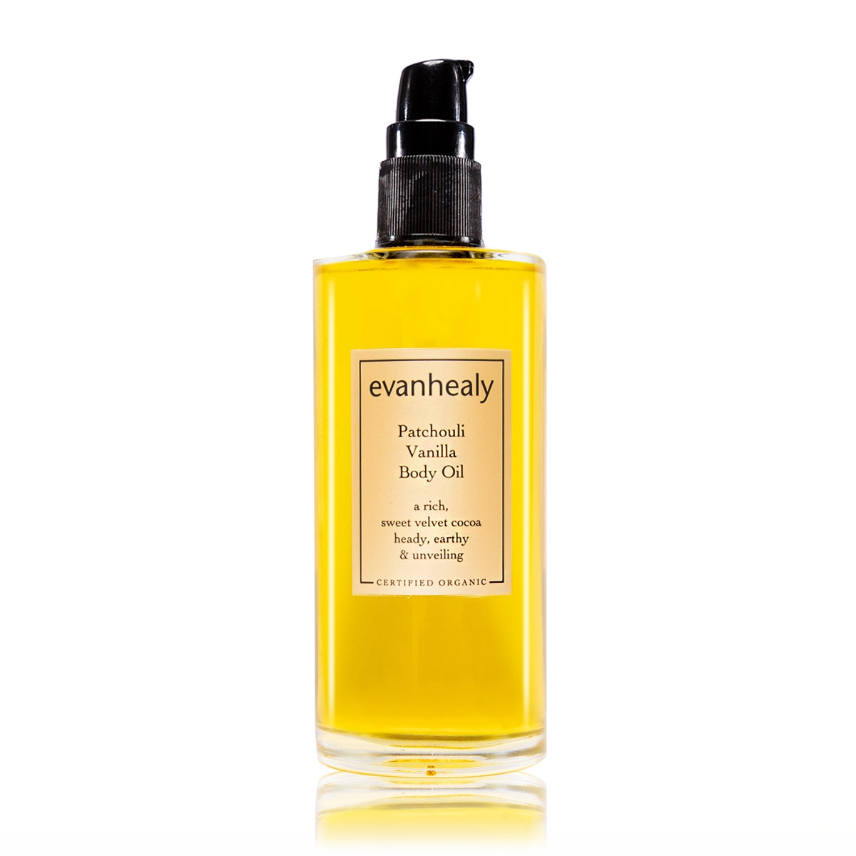 Patchouli Vanilla Body Oil