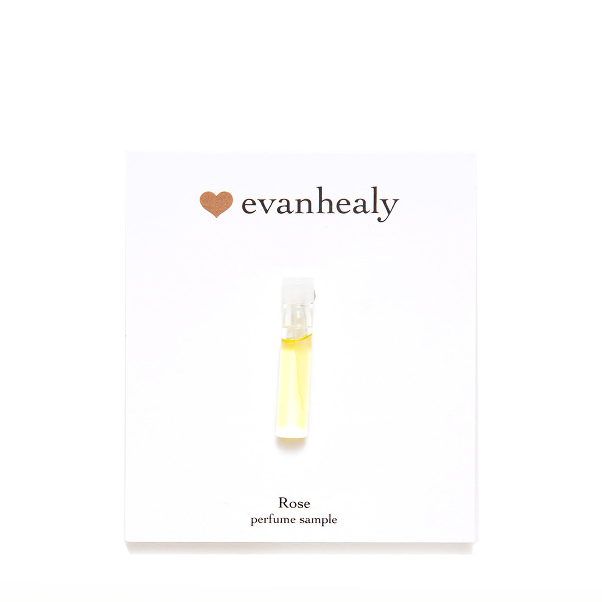 Rose Perfume Sample