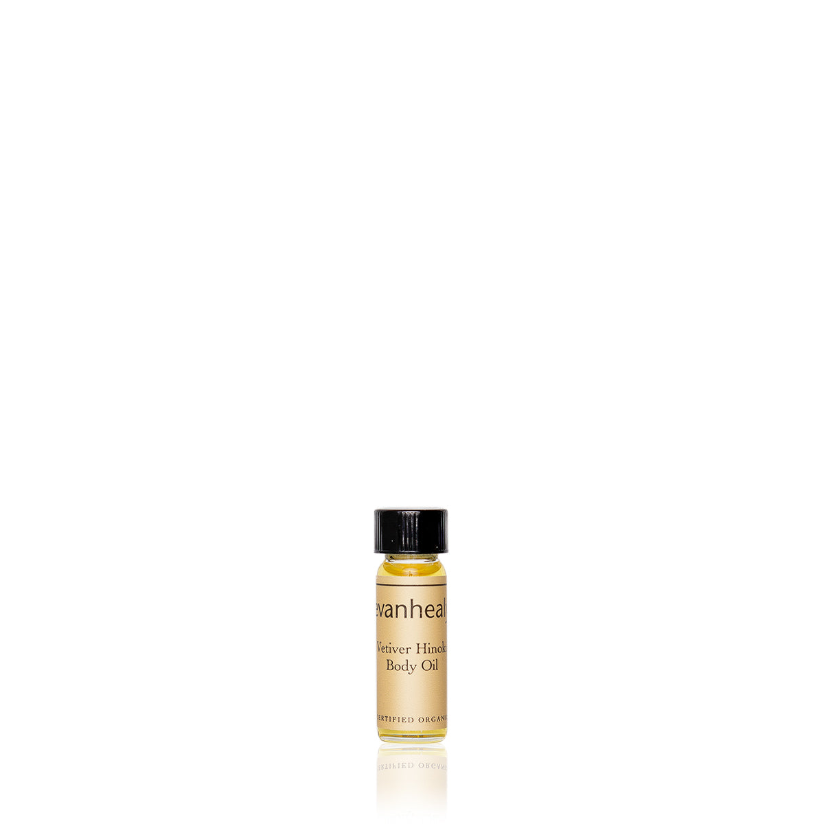 Vetiver Hinoki Body Oil Sample