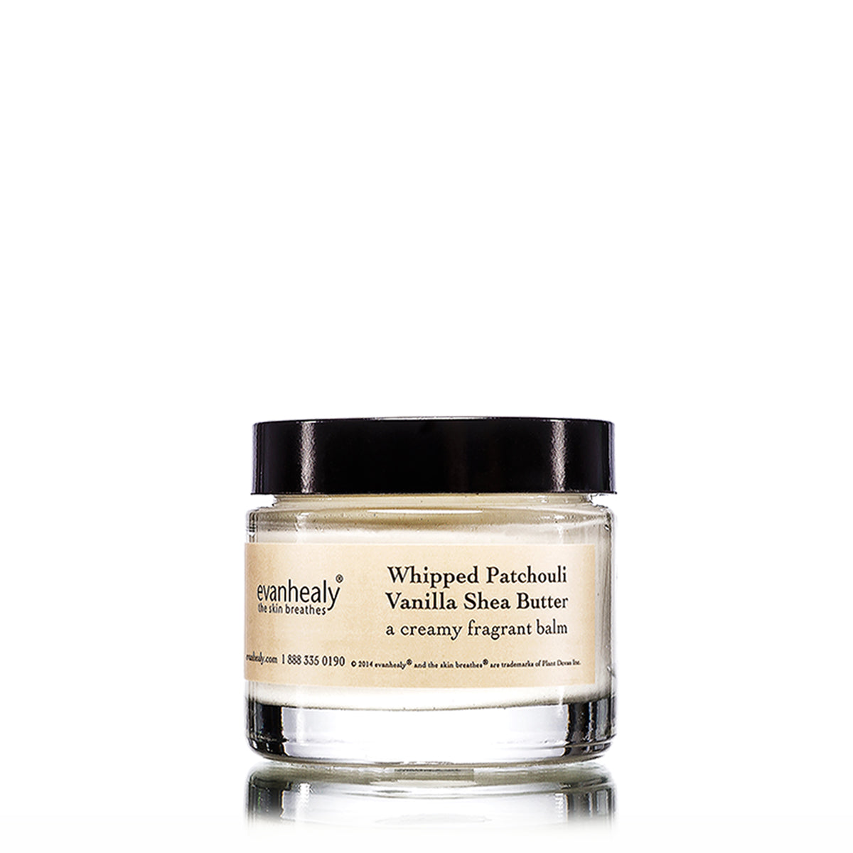 Whipped Patchouli Vanilla Shea Butter