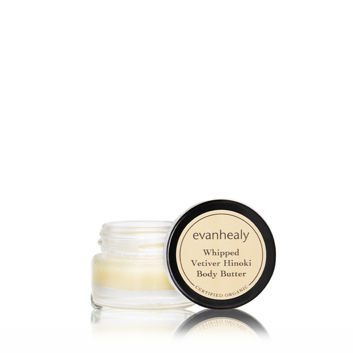 Whipped Vetiver Hinoki Body Butter