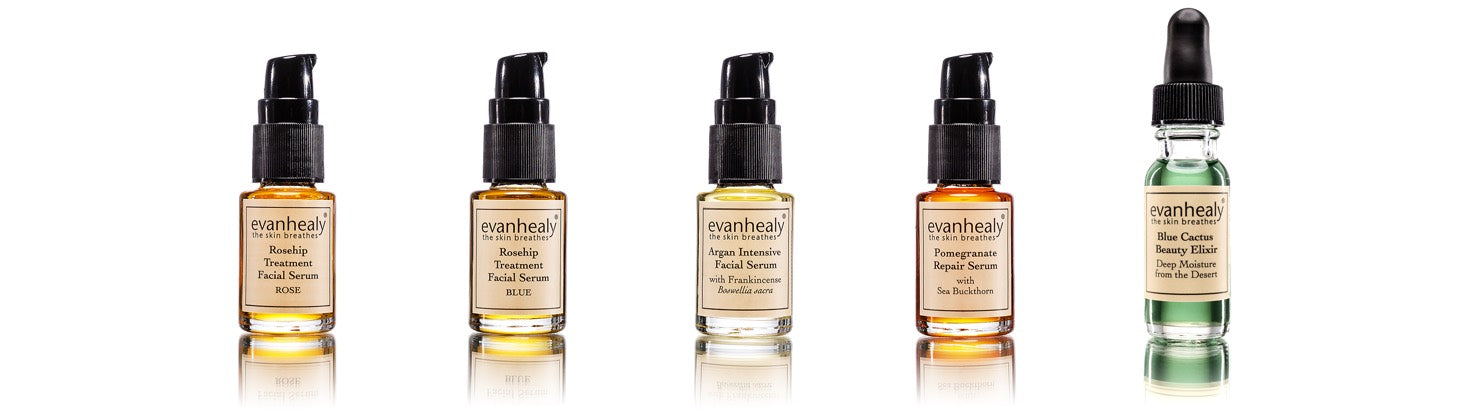 Image of 5 products for balanced skin