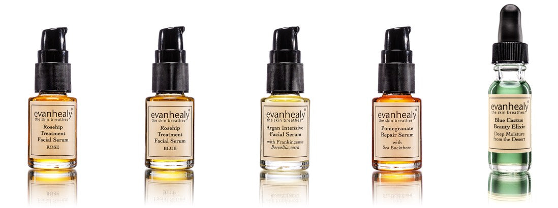 Image of 5 products for balanced skin mobile version