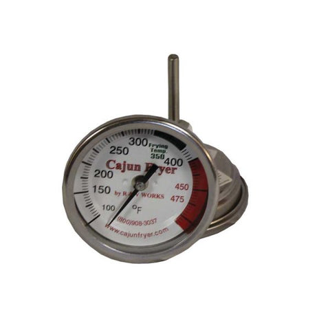 R & V Works Deep Fryer Thermometer