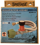 Propane Regulator for Bayou Classic Deep Fryers