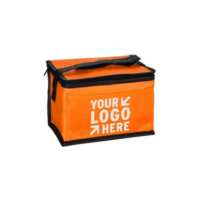 "6 Pack Cooler 8""w x 6""h x 5.5""d (#BAG300)"