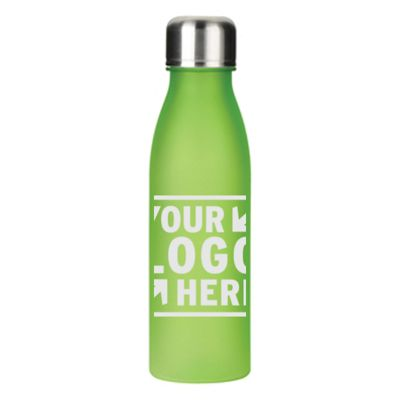 24oz. Tritan Bottle With Stainless Steel Cap (#TEKBTL107)