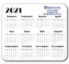 "4-IN-1 MICROFIBER MOUSE PAD CALENDAR CLEANING CLOTH 8""W X 7""H X 1/16"" (#TEKMPC100)"