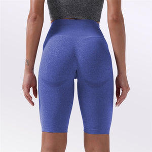 Long Seamless Shorts