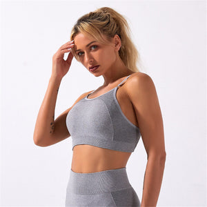 Running Adjustable Sports Bra