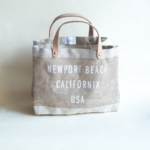 Load image into Gallery viewer, Apolis Newport Beach Lunch Bag